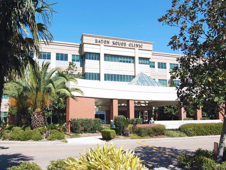 The Baton Rouge Clinic Expands to Add MRI Machine