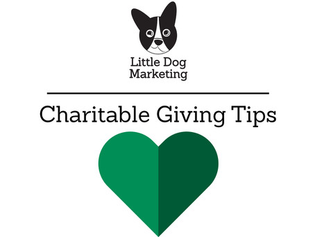 Tips for Charitable Giving