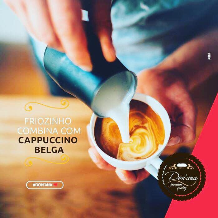Cappuccino Belga Don'ana
