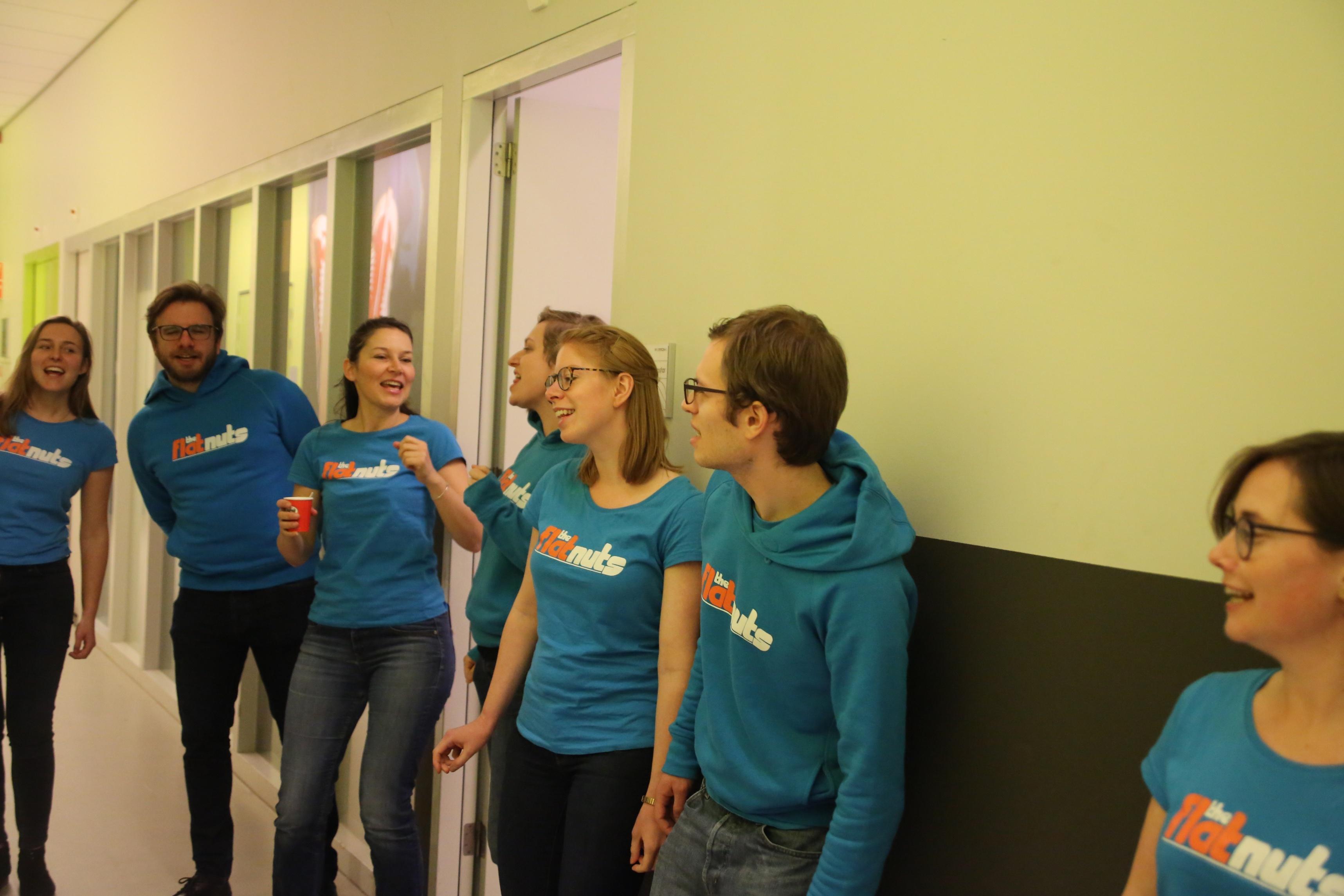 Optreden Den Bosch met Theaterkoor