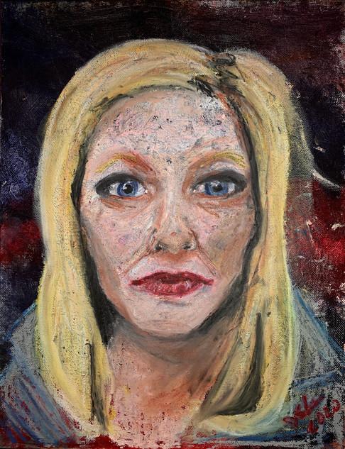 Hollow Self Portrait