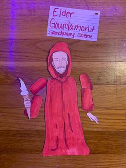 Elder Gourdamount Puppet I
