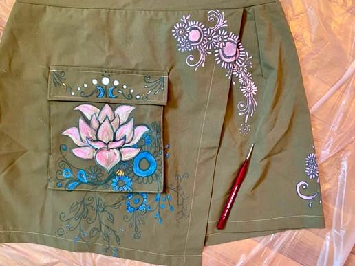 Lotus Skirt