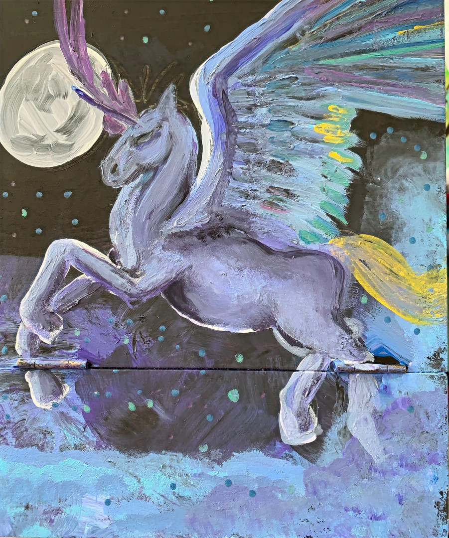 Alicorn for Alley