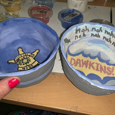 Put these in the kiln for the hardworkin