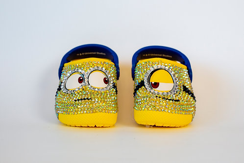 Youth Minion Crocs