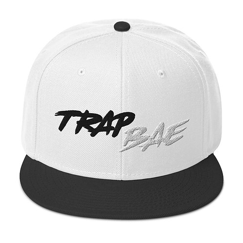 Trap Bae Snapback Hat
