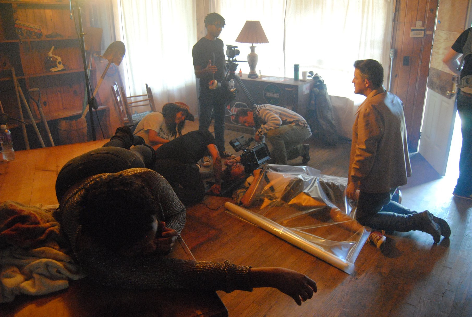 Behind the scene of sleight a 48 hour film project by m3 creative and michael mueller