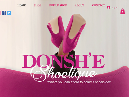 NEW eCOMMERCE SITE FOR CLIENT
