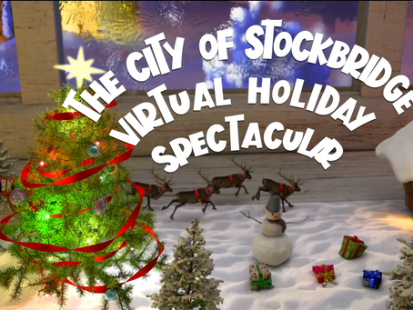 Virtual Holiday Spectacular