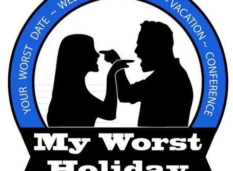 MY WORST HOLIDAY PODCAST INTERVIEW