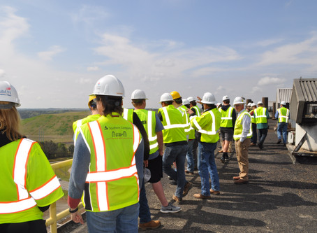 GUCA Hosts Students at Plant Yates