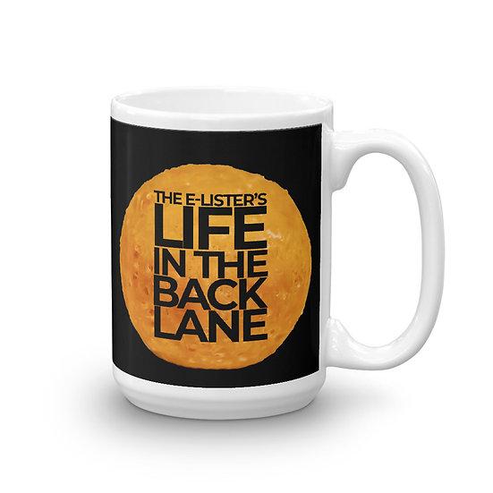 CHEESE BALL COFFEE CUP