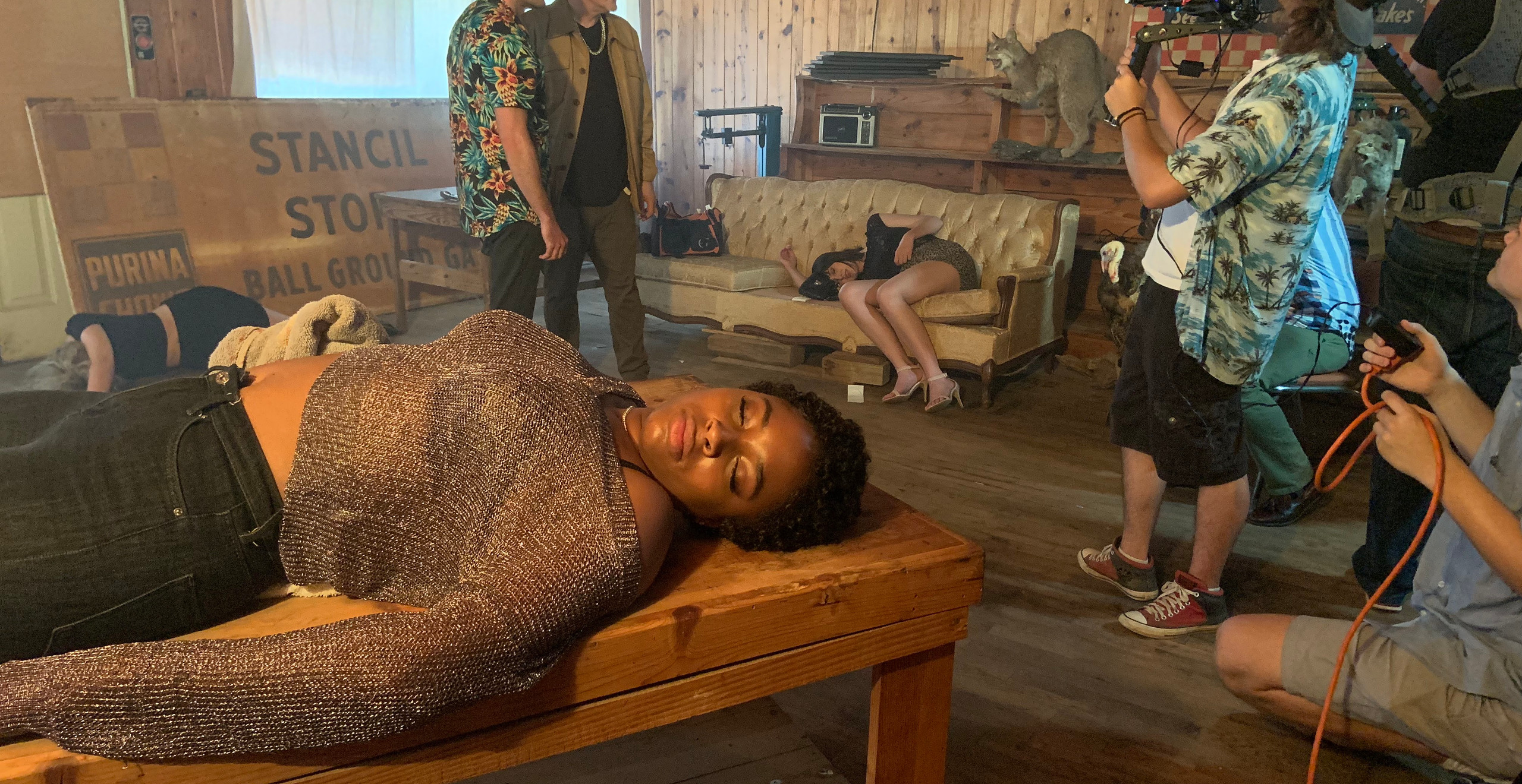 Behind the scene of sleight a 48 hour film project by m3 creative and michael mueller, brooklynn summers