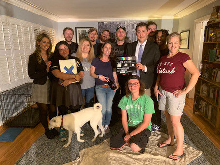 PRODUCTION WRAPS ON THE E-LISTERS PROJECT