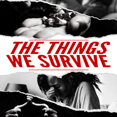 The Things We Survive Poster