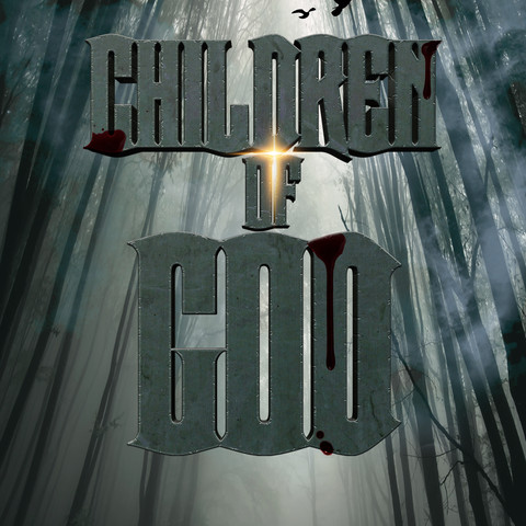 Children of GOD Poster Mock Up