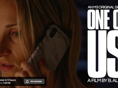 "New M3 Original Short ""ONE OF US"""