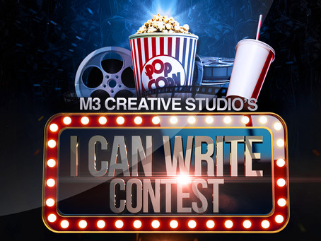 M3 I Can Write Contest