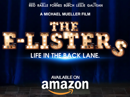 THE E-LISTER'S NOW ON AMAZON