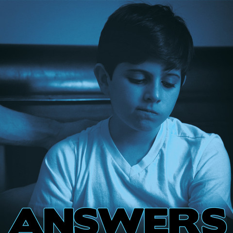 Answers Not Inlcuded Key Art