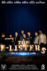 The E-Lister's Official Poster