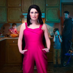 Creative Family Photos by Michael Muelle