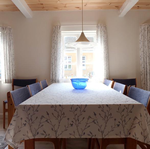 Spisebordsplads