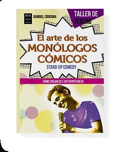 stand-up-academy-barcelona-libro-el-arte
