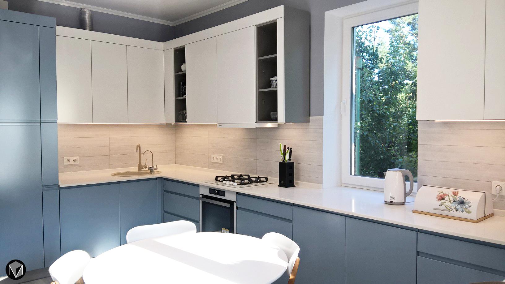 кухня 30m