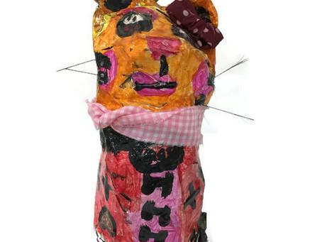 Grade 3A: Kooky Cats!