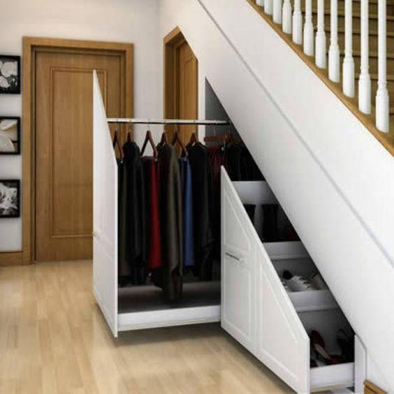 шафа під сходи