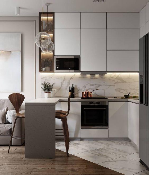 кухня 21m