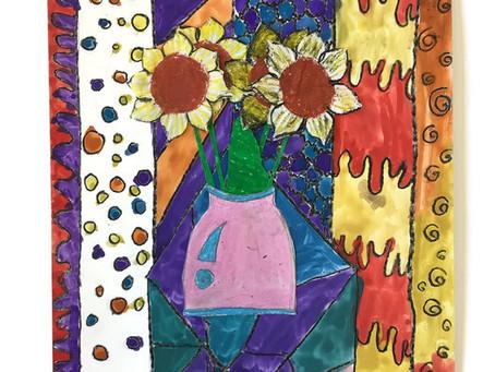 Grade 4: Van Gogh Meets Matisse