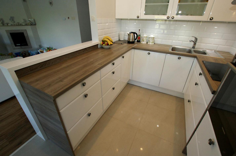 кухня 20m