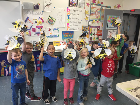 Pre-K: Busy Bees!