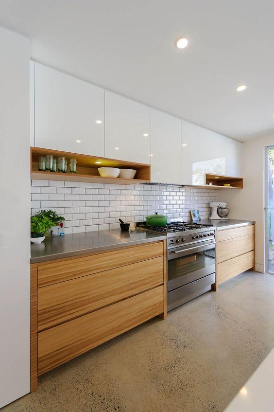 кухня 14m