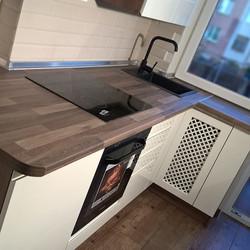 кухня 33m