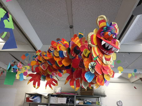 Grade 2: Dragon Dance