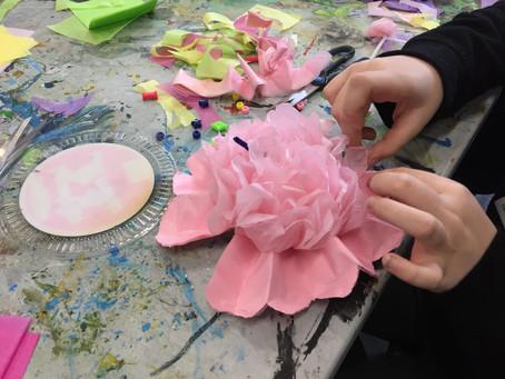 Art Club: Mother's Day Brunch Decor