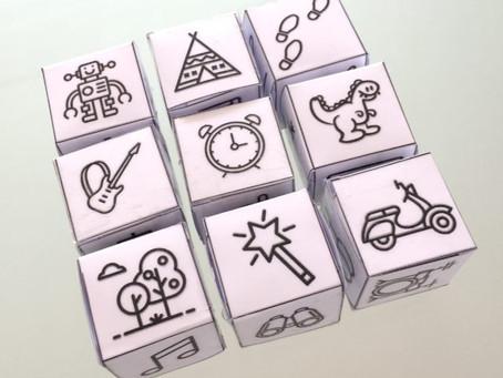 Story Cubes for Drama & Language Arts