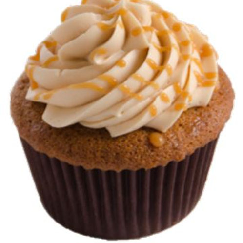 Sticky Toffee Cupcake- Set of 6