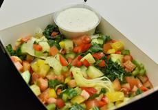 Kale Chop Salad