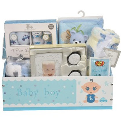 New Arrival Gift Basket - Blue (GBA969)