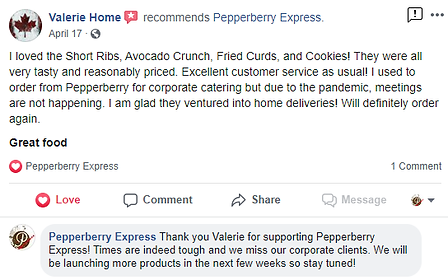 Express Feedback_Valerie Home Apr 2020.p
