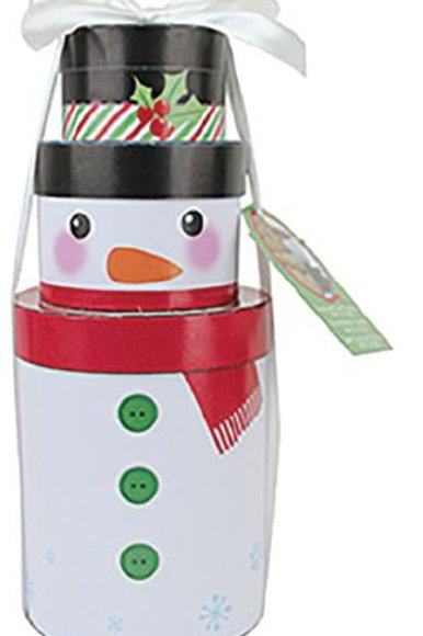 Too Good Gourmet Holiday Tower Snowman (BTG272)