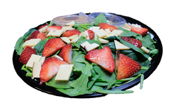 Strawberry Swiss Salad