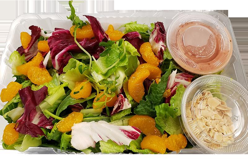 Spring Mandarin Salad