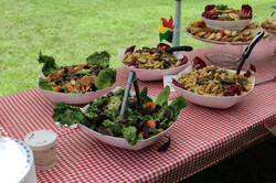 BBQ - Healthy Alternatives