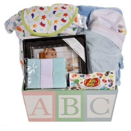 ABC Baby - Boy (GBA675)